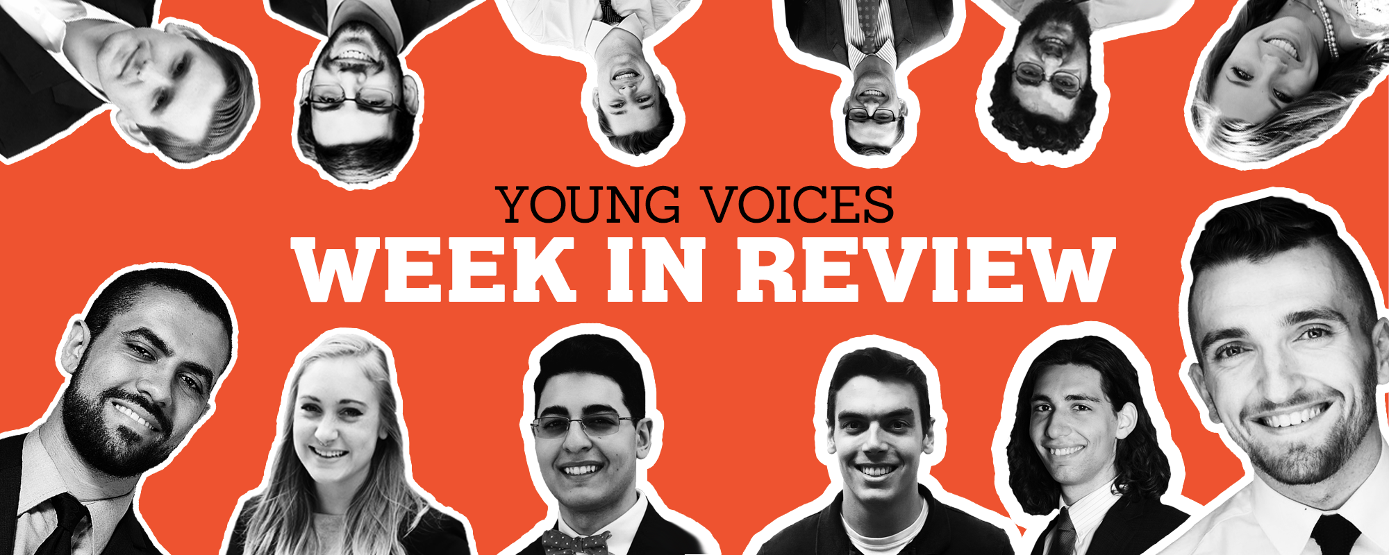 Young Voices in the news (May 11-18)