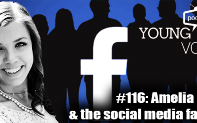 Podcast #116: Amelia Irvine & the social media fake out