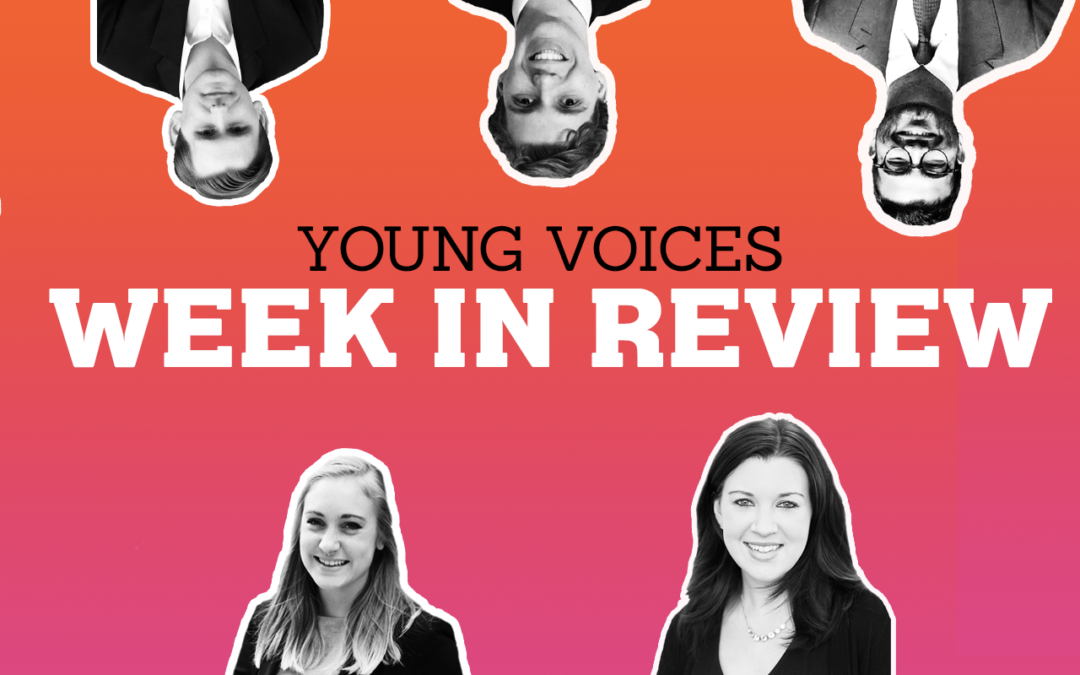 Young Voices in the news (August 10-August 17)