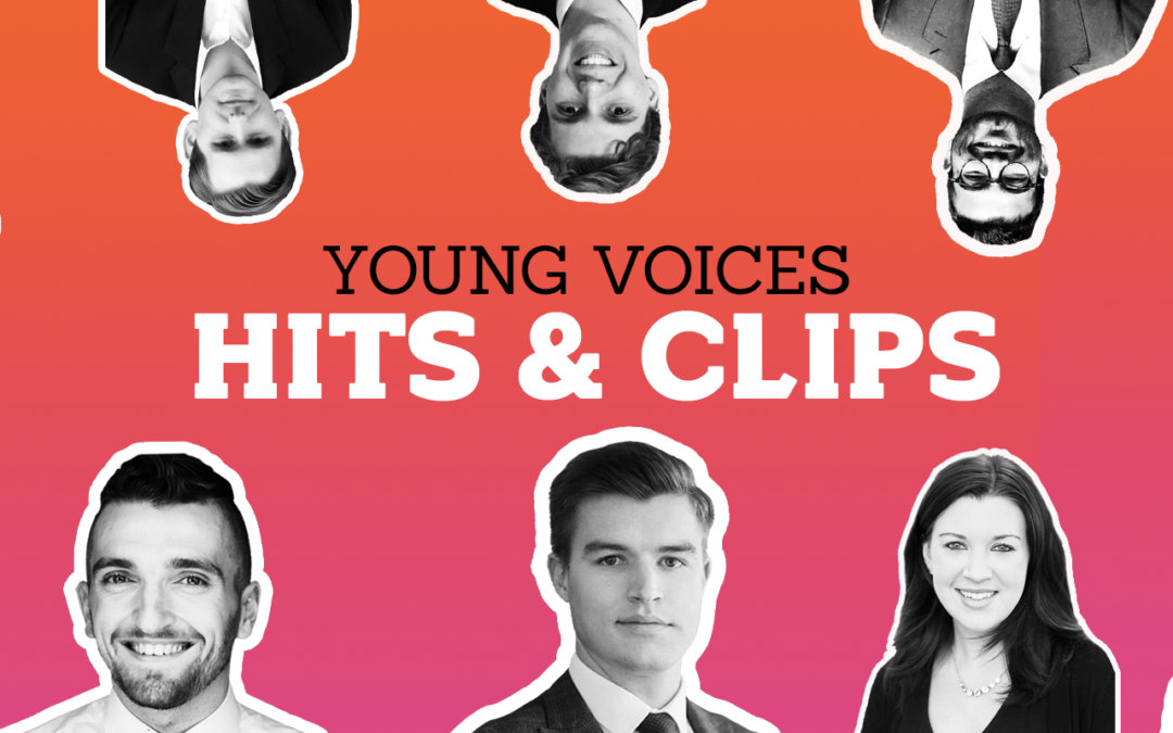 Young Voices in the news (Oct 3rd – Oct 17th)