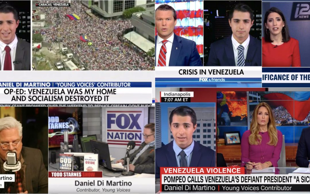 Young Voices biggest week to date: Leading the conversation on Venezuela & socialism