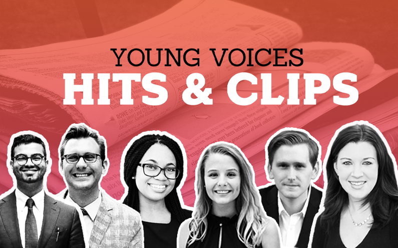 Young Voices in the news (May 20th – May 28th)