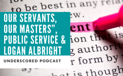 """Episode 34: """"Our servants, our masters"""", public service and war with Iran"""