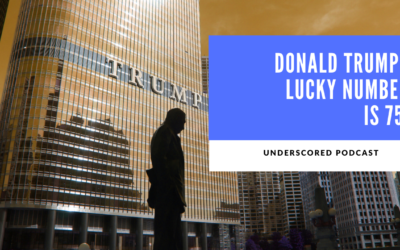 Donald Trump's lucky number is 750