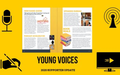 Young Voices Fall 2020 Supporter Update