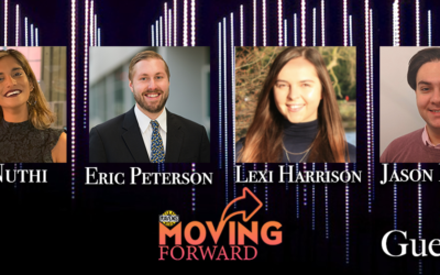 """LISTEN: """"Moving Forward"""" ft. Kir Nuthi, Eric Peterson, Alexandra Harrison, and Jason Reed"""