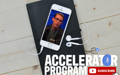 Applications open for the 2021 Accelerator Program for YouTube and Podcasts