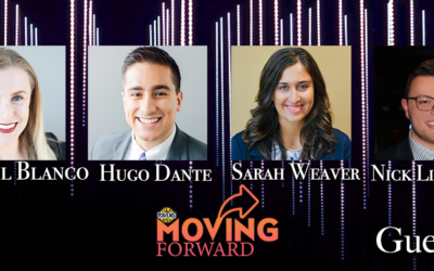 """LISTEN: """"Moving Forward"""" takes on Critical Race Theory, Biden's first 100 days and free speech online"""