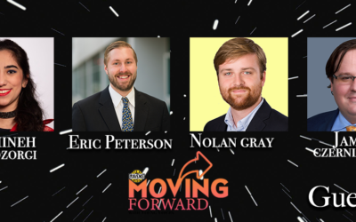 """LISTEN: """"Moving Forward"""" Star Wars special on technology, futurism, and cities of tomorrow"""