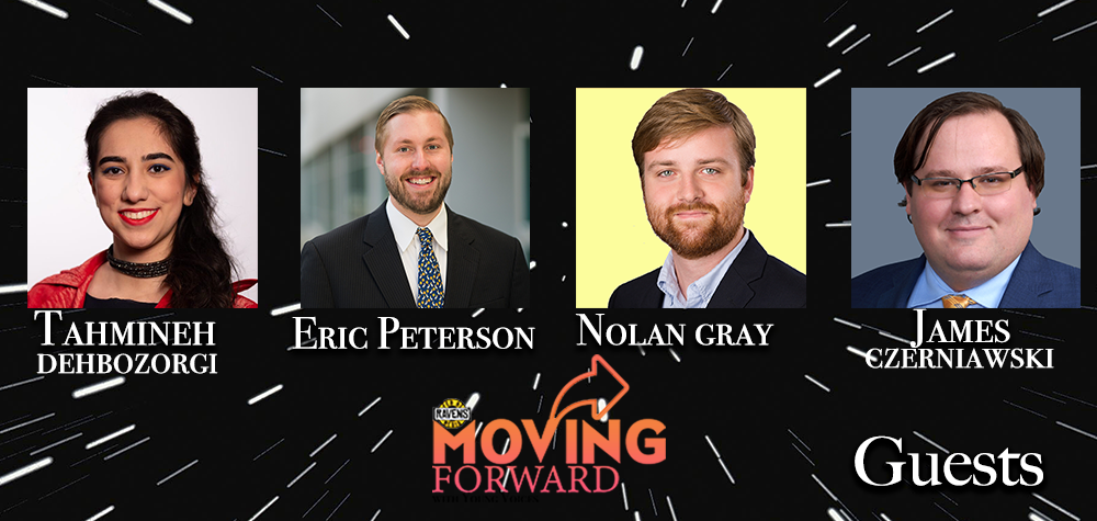 "LISTEN: ""Moving Forward"" Star Wars special on technology, futurism, and cities of tomorrow"
